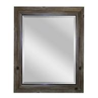 Miroir mural – Grey Bark