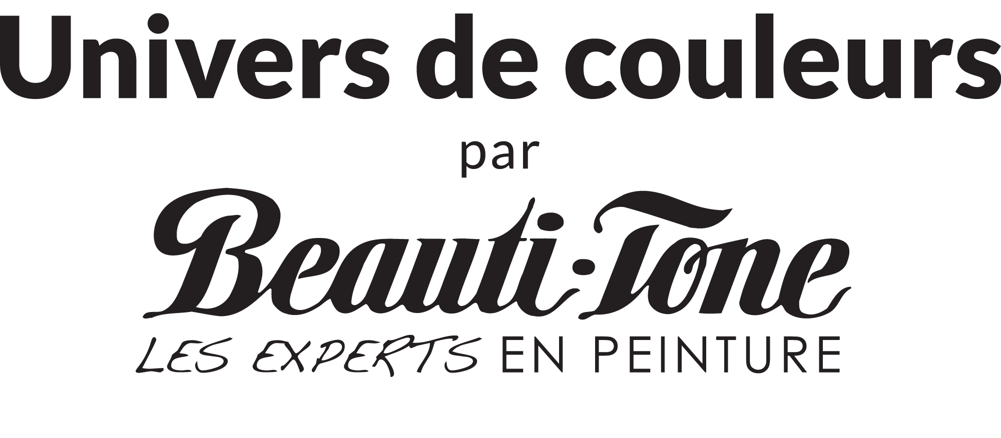 Univers de couleurs par Beauti-Tone