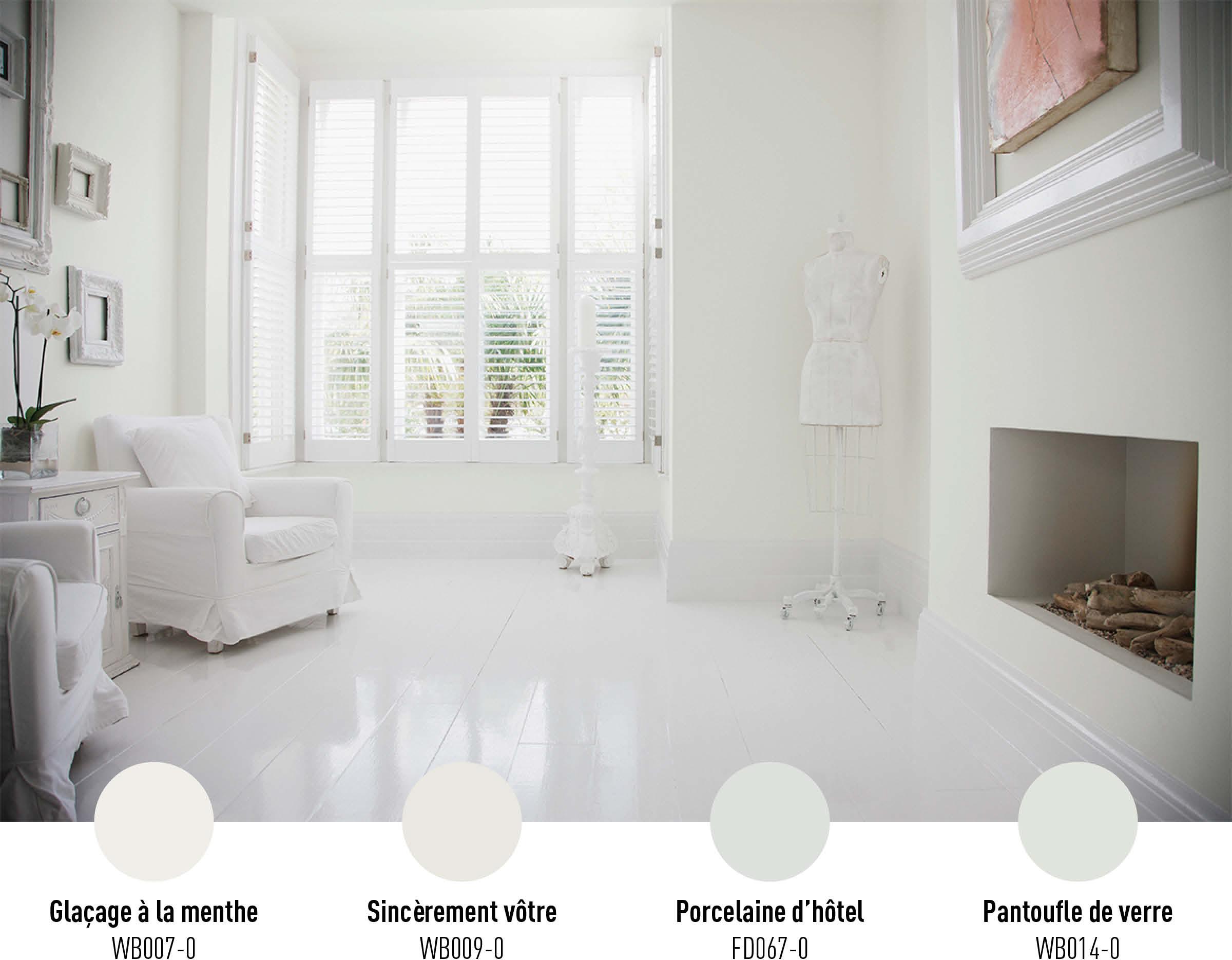 Comment Choisir Le Bon Blanc Univers De Couleurs Par Beauti Tone