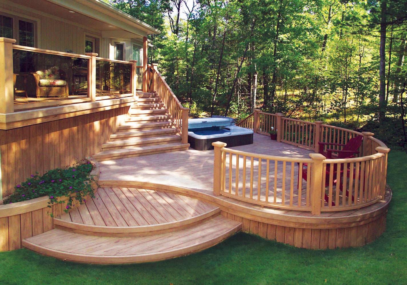 refaire une beaut sa terrasse ne sautez pas d tapes univers de couleurs par beauti tone. Black Bedroom Furniture Sets. Home Design Ideas